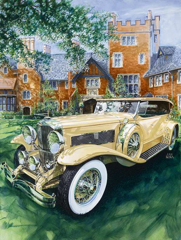 Stan Hywet Concours d'Elegance 2014