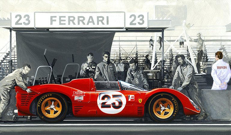 design ferrari skin the under shop poster museum posters products