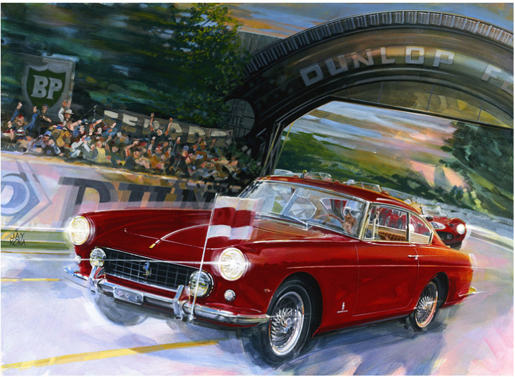 250GTE - 60 years