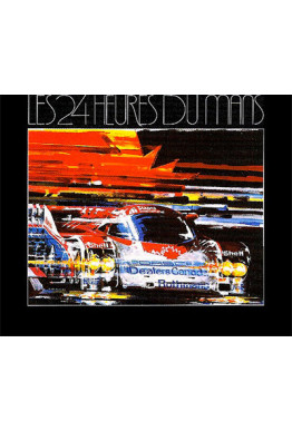 POSTER:  Canada at LeMans