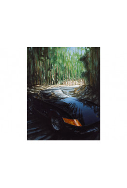 Giclee: Cannon Road