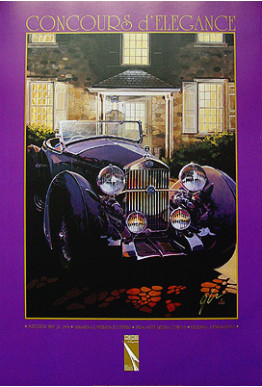 POSTER:  Concours Eastern US 1994