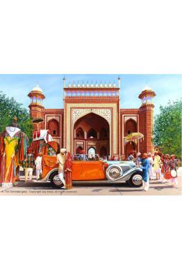 Canvas: At The Darwaza Gate
