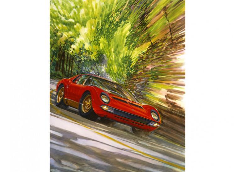 Color Proof: Drift 4