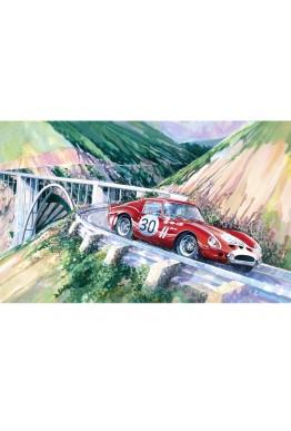 GTO 3223 at the Bixby Bridge