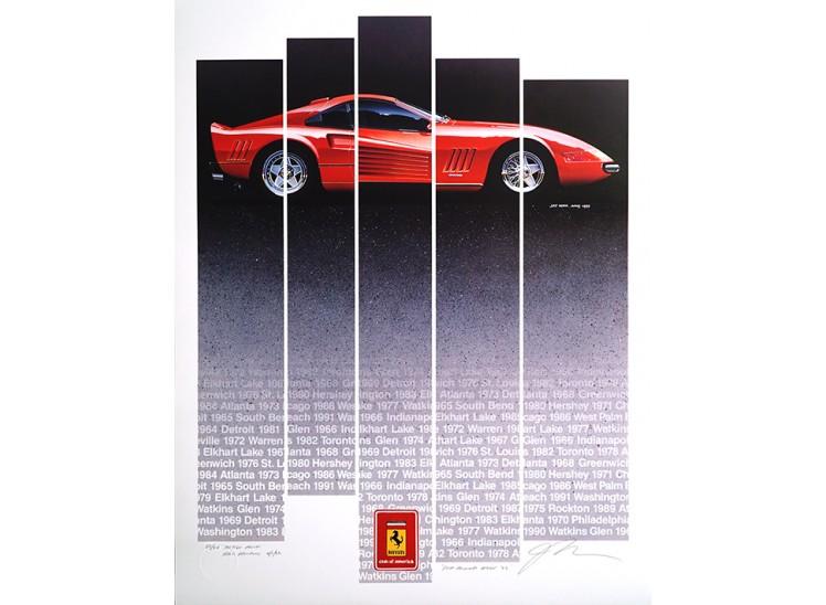 Ferrari Club of America 1992