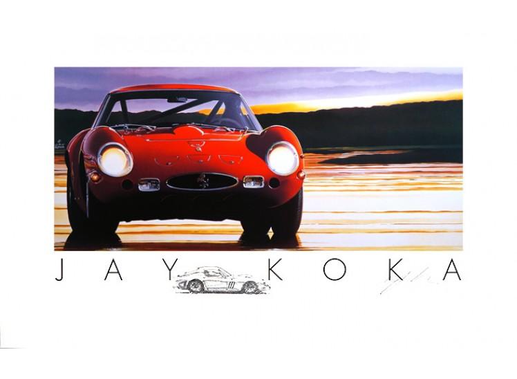 Millenium GTO (remarqued) Poster