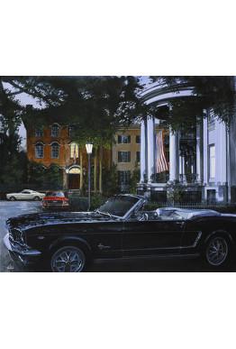 Rare Giclee: Savannah No1