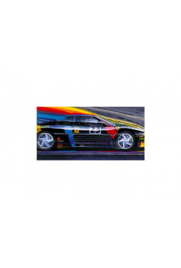 Litho: Color of Speed 1