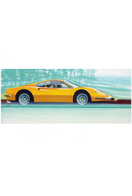 Giclee: Color of Speed 11
