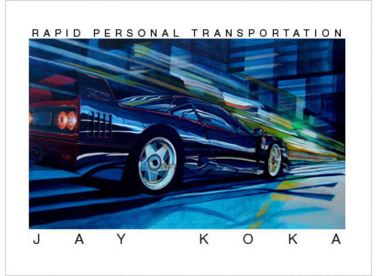 POSTER:    Rapid Personal Transportation