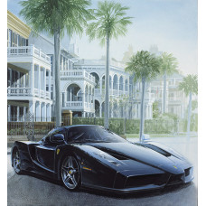 Rare Giclee:  Charleston No3