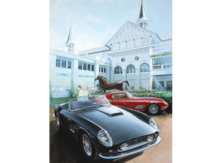 POSTER:    Louisville Concours 2008