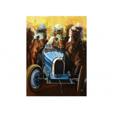 Event Poster: Louisville Concours 2009