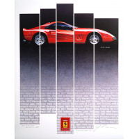 SOLD    Ferrari Club of America 1992